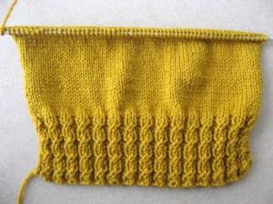 The mustard wool
